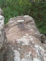 Gipfelbuchkasette