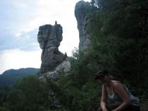 Anne mit Türkenkopf - also mit dem Gipfel ;)