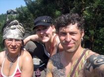 Gipfelglück auf der Honigsteinscheibe