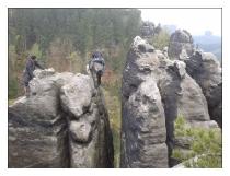 Bergweg auf den Dämon 11