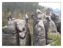 Bergweg auf den Dämon 7