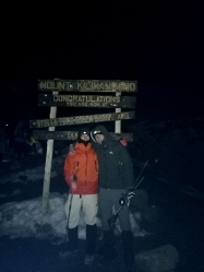 Bild 9 Stella Point, Kilimanjaro 2018