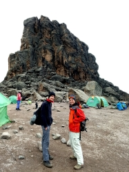 Tag 3.1 Lava Tower, Kilimanjaro 2018